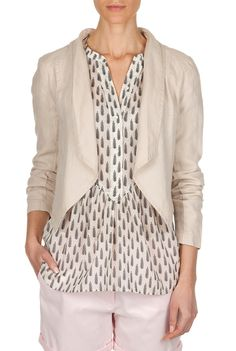 Drape Front Jacket from country road in australia