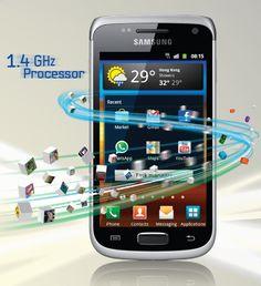 Samsung Galaxy Wonder Mobile i8150 | MehrviCallingGeeks