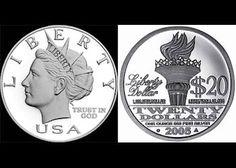 "Bernard Von NotHaus, ""Architect"" Of The Liberty Dollar To Be Sentenced"