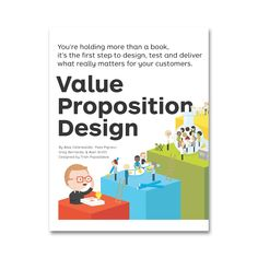 How to Create Products and Services Customers Want. So you have a great idea, but how do you frame it? Make it desirable and ensure it makes sense to others? This is the book to help make that happen!
