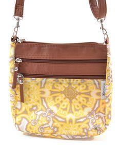 Love this Stella Solstice Austin Crossbody Bag on  zulily!  zulilyfinds d45b89d3b475a