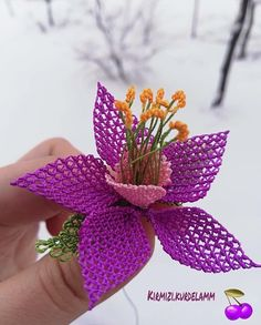 Sipariş ve bilgi için @kokoshobiler… Handmade Home, Knots, Elsa, Crochet Patterns, Flowers, Plants, Jewelry, Instagram, Needlepoint