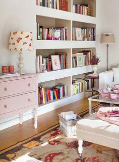 Um apartamento delicado e romântico!!!