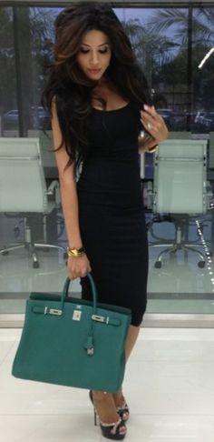 Trophy Wife Leila Milani