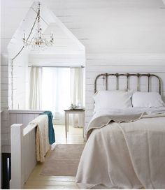 Estilo country    #dormitorios #bedroom