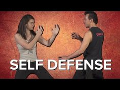 Simple Self Defense Moves You Should Know - YouTube