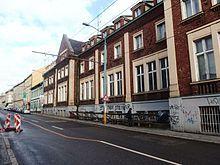 YMCA (budova v Bratislave) – Wikipédia