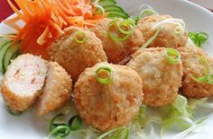 Tôm lăn bột chiên xù | Món ngon mỗi ngày | Món ăn ngon | Món ngon Việt Nam