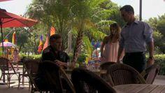 "Burn Notice 4x16 ""Dead or Alive"" - Michael Westen (Jeffrey Donovan), Fiona Glenanne (Gabrielle Anwar) & Sam Axe (Bruce Campbell)"