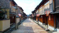 Vous avez aimé Kyoto… vous adorerez Kanazawa
