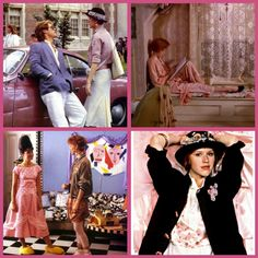 Molly Ringwald as Andie Walsh- Pretty in Pink