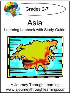 Asia Lapbook with Study Guide