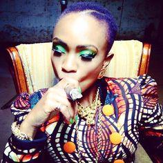 STL - Stella Mwangi is a Kenyan-Norwegian singer, songwriter and rapper
