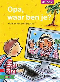 Opa, waar ben je? (Boek, 1e druk) door Arend van Dam | Literatuurplein.nl
