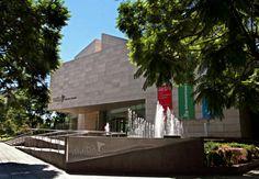 Museo de Arte Latinoamericano de Buenos Aires (MALBA), uno de los principales museos de la ciudad.
