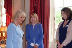 """Clarence House on Twitter: """"To mark @OsteoporosisSoc's 30th anniversary, The Duchess of Cornwall is hosting a Garden Party @ClarenceHouse."""