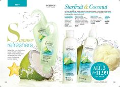Let your senses get swept away by the island breeze...with clean, crisp notes of…