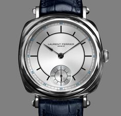 The Laurent Ferrier Galet Square Unique Piece For Only Watch 2015, Complete With Two-Tone Sector Dial