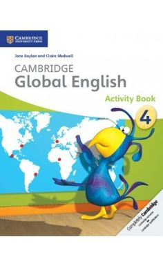 Activity Book 4 provides additional practice activities to consolidate language skills and content material introduced in Learner's Book 4. Nine units correspond with the topics, texts and language input of Learner's Book 4 with each lesson of the Learner's Book supported by two pages in the Activity Book. ISBN: 9781107613614