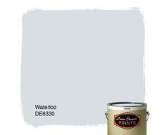 Dunn-Edwards Paints paint color: Waterloo DE6330 | Click for a free color sample