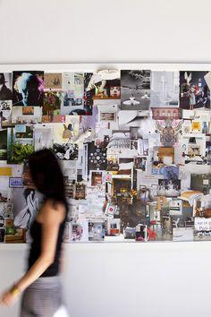 """Sneak Peek: Alice Flynn. """"Me in front of my ever-changing dream board."""" #sneakpeek"""