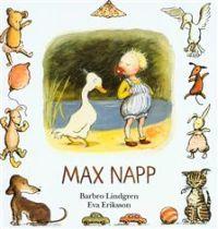 Max napp av Barbro Lindgren