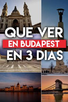 Qué ver y Qué hacer en Budapest en 3 días Budapest, Eastern Europe, Adventure, Movie Posters, Travel, Travel Tips, Day Spas, European Travel, Viajes