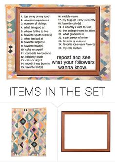 """""""Ask Away!"""" by siamesecat-1 ❤ liked on Polyvore featuring art"""