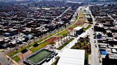 Parque Ecológico Línea Verde: El caso de reconversión urbana de Aguascalientes en México