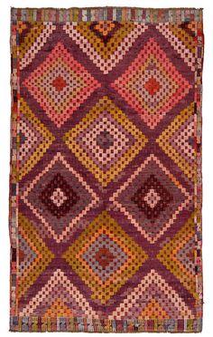 Vintage rug from Loom
