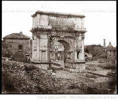 Arco di Tito Anno: 1850