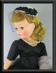 No Need for The Mirror Madame Alexander Cissy Yes You're More Than Lovely | eBay $548 03/12