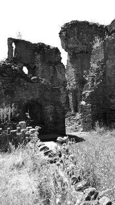 Dark ruin