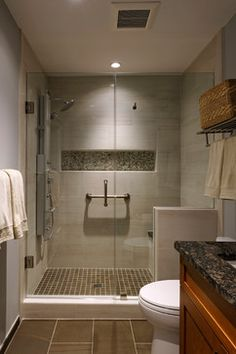 Arlington Virginia Bathroom Renovation - transitional - Bathroom - Dc Metro - Cynthia Murphy