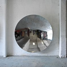 """""""Nothing is more powerful than an idea whose time has come."""" Victor Hugo. Sculptures by Anish Kapoor"""