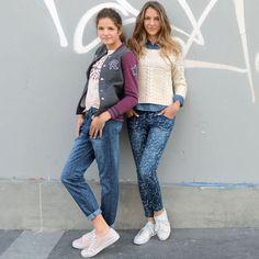 Camisola com torcidos 10-16 anos R Teens | La Redoute
