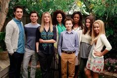 The fosters cast