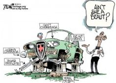 Hurry, Hurry, Sign Up for Obamacare! | Heritage (Glenn Foden)