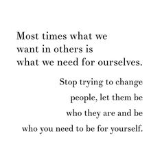 """1,540 Likes, 30 Comments - Lita Lewis (@followthelita) on Instagram: """"-message- Stop trying to change him/her. The best thing anyone can do for you is be themselves,…"""""""
