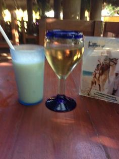 Wine and pina coladas, Rhythms of the Night by Vallarta Adventures  |  Las Caletas cove, Puerto