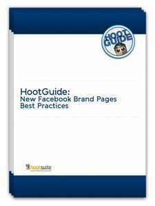 New Facebook Timeline Brand Pages Best Practices. Fee HootGuide    When building a social strategy, using Facebook effectively can be critical. Engaging in social media best practices also helps maximize the return on your social media investments. #hootsuite #socialmedia