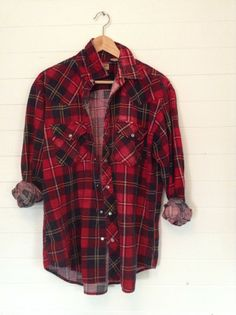 @stitchfix love the red and black flannel