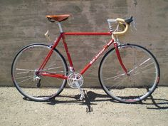 Bob Jackson road bike