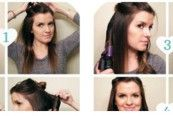 how to make a hollywood curly hairstyle cover
