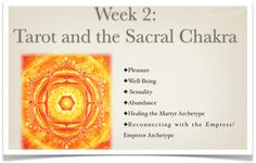 Tarot & the Chakras: early bird signup. | Laura Elisebeth