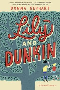 Jan loved LILY AND DUNKIN by Donna Gephart, a dual narrative following two eighth graders: Lily, a transgender girl, and Dunkin, a boy dealing with bipolar disorder who has just moved from New Jersey. When these two young teens meet, their lives are changed forever. This is a great book for creating empathy, understanding, and acceptance, perfect for fans who enjoyed Wonder and Counting by 7's.