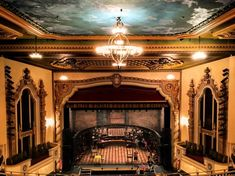 Visit a piece of history at one of these vintage Florida theaters. From The Florida Theatre in Jacksonville to the Olympia Theatre in Miami—these architectural gems are timeless classics.