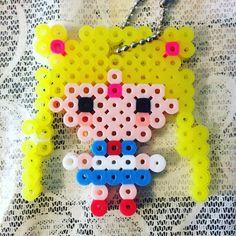 Sailor Moon perler beads by saorin.3104