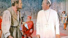 The Agony And The Ecstasy 1965. Charlton Heston and Rex Harrison