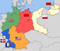 Resultado de imagen para mapa unificacion alemana